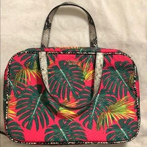 Victoria's Secret Tropical Jetsetter Travel Case